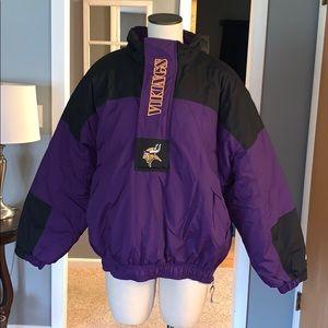 Minnesota Vikings starter jacket